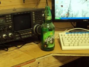 P5 North Korean beer